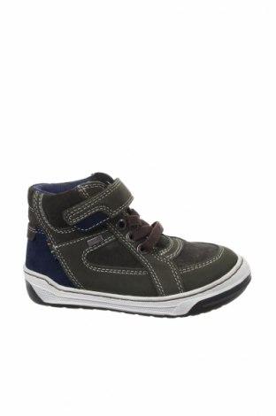 Παιδικά παπούτσια Lurchi, Μέγεθος 26, Χρώμα Πράσινο, Φυσικό σουέτ, Τιμή 30,54€