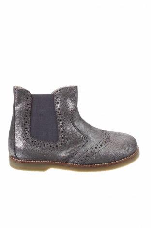 Παιδικά παπούτσια Oca-Loca, Μέγεθος 33, Χρώμα Ασημί, Κλωστοϋφαντουργικά προϊόντα, Τιμή 15,47€