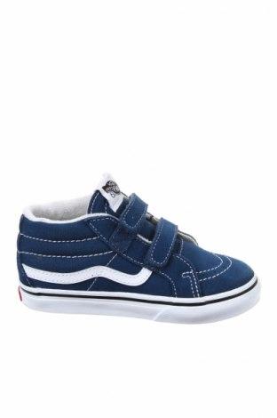 Παιδικά παπούτσια Vans, Μέγεθος 26, Χρώμα Μπλέ, Φυσικό σουέτ, Τιμή 34,41€