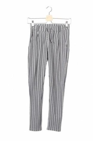 Dziecięce spodnie Name It, Rozmiar 10-11y/ 146-152 cm, Kolor Szary, 57% wiskoza, 37% poliamid, 6% elastyna, Cena 53,55zł