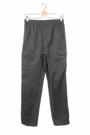Dziecięce spodnie Place, Rozmiar 14-15y/ 168-170 cm, Kolor Szary, Bawełna, Cena 86,40zł