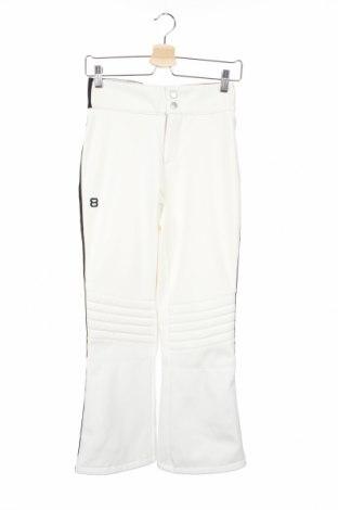 Spodnie dziecięce do sportów zimowych 8848 Altitude, Rozmiar 12-13y/ 158-164 cm, Kolor Biały, 82% poliamid, 18% elastyna, Cena 235,00zł