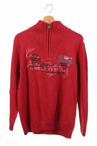 Detský sveter  Bpc Bonprix Collection, Veľkosť 15-18y/ 170-176 cm, Farba Červená, 100% bavlna, Cena  22,68€