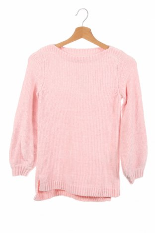 Detský sveter  Bpc Bonprix Collection, Veľkosť 7-8y/ 128-134 cm, Farba Ružová, Polyester, Cena  22,68€