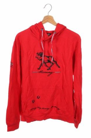 Dziecięca bluza, Rozmiar 15-18y/ 170-176 cm, Kolor Czerwony, 95% bawełna, 5% elastyna, Cena 86,70zł
