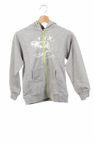 Παιδικό φούτερ Bpc Bonprix Collection, Μέγεθος 9-10y/ 140-146 εκ., Χρώμα Γκρί, 85% βαμβάκι, 15% πολυεστέρας, Τιμή 12,37€