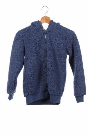 Dziecięca bluza Bpc Bonprix Collection, Rozmiar 9-10y/ 140-146 cm, Kolor Niebieski, 58% poliester, 32% bawełna, 10% elastyna, Cena 63,75zł