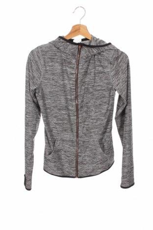 Παιδικό φούτερ H&M Sport, Μέγεθος 12-13y/ 158-164 εκ., Χρώμα Γκρί, 92% πολυεστέρας, 8% ελαστάνη, Τιμή 10,49€