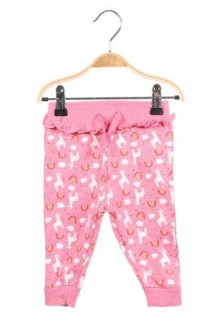 Παιδική κάτω φόρμα Crafted, Μέγεθος 2-3m/ 56-62 εκ., Χρώμα Ρόζ , Βαμβάκι, Τιμή 10,44€
