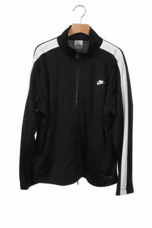 Παιδικό αθλητικό πάνω φόρμα Nike, Μέγεθος 13-14y/ 164-168 εκ., Χρώμα Μαύρο, Πολυεστέρας, Τιμή 17,28€