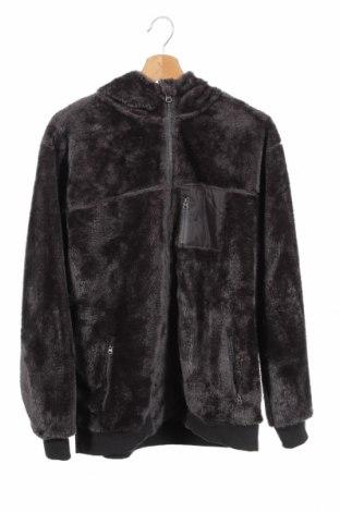 Detská bunda  Bpc Bonprix Collection, Veľkosť 15-18y/ 170-176 cm, Farba Sivá, Polyester, Cena  26,80€