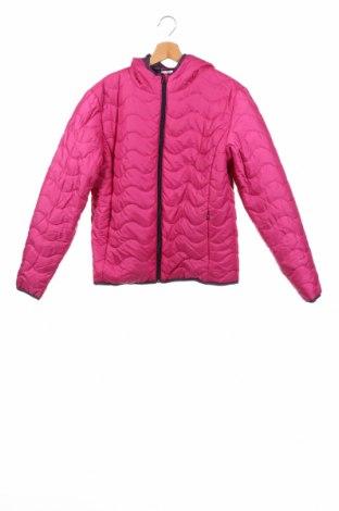 Detská bunda  Bpc Bonprix Collection, Veľkosť 13-14y/ 164-168 cm, Farba Ružová, Polyester, Cena  26,80€
