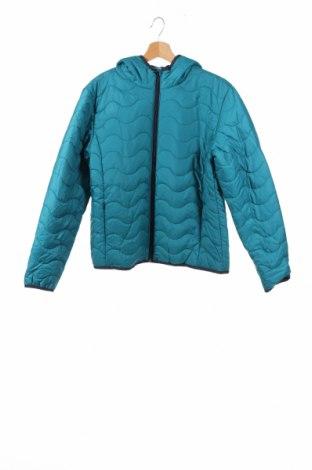 Dziecięca kurtka Bpc Bonprix Collection, Rozmiar 13-14y/ 164-168 cm, Kolor Niebieski, Poliester, Cena 97,50zł