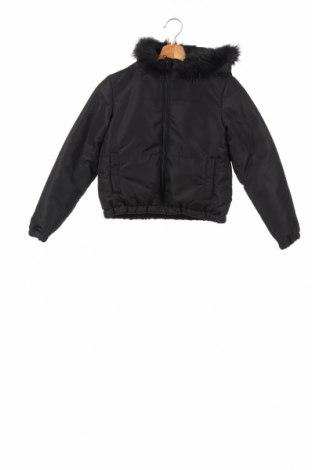 Detská bunda  Bpc Bonprix Collection, Veľkosť 7-8y/ 128-134 cm, Farba Čierna, Polyester, Cena  26,80€