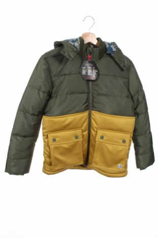 Detská bunda  S.Oliver, Veľkosť 10-11y/ 146-152 cm, Farba Zelená, Polyester, Cena  61,34€