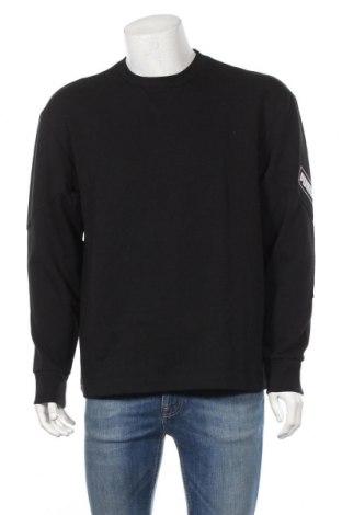 Ανδρική μπλούζα PUMA, Μέγεθος M, Χρώμα Μαύρο, 97% βαμβάκι, 3% ελαστάνη, Τιμή 30,54€