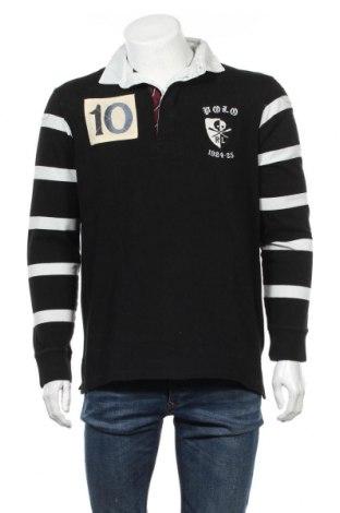 Ανδρική μπλούζα Polo By Ralph Lauren, Μέγεθος M, Χρώμα Μαύρο, 100% βαμβάκι, Τιμή 34,41€