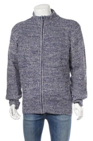 Мъжка жилетка Bpc Bonprix Collection, Размер XL, Цвят Син, Акрил, Цена 39,00лв.