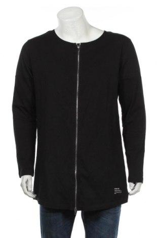 Ανδρική ζακέτα Drmtm, Μέγεθος XL, Χρώμα Μαύρο, Πολυεστέρας, Τιμή 21,65€