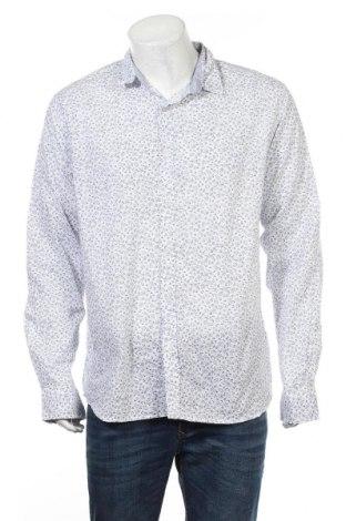 Męska koszula, Rozmiar XL, Kolor Biały, 100% bawełna, Cena 48,45zł