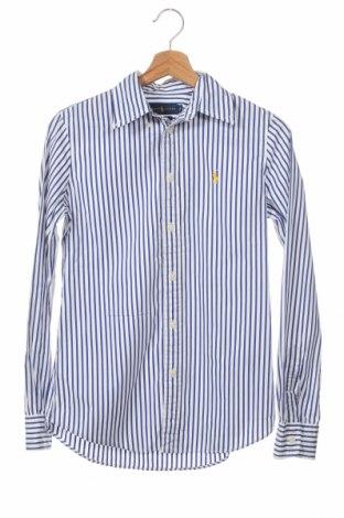 Ανδρικό πουκάμισο Ralph Lauren, Μέγεθος XS, Χρώμα Μπλέ, Βαμβάκι, Τιμή 29,23€