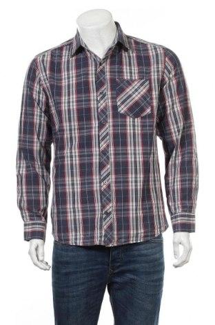 Męska koszula S.Oliver, Rozmiar M, Kolor Kolorowy, 100% bawełna, Cena 45,60zł
