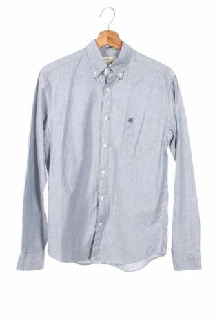 Męska koszula Selected Homme, Rozmiar XS, Kolor Niebieski, Bawełna, Cena 54,00zł
