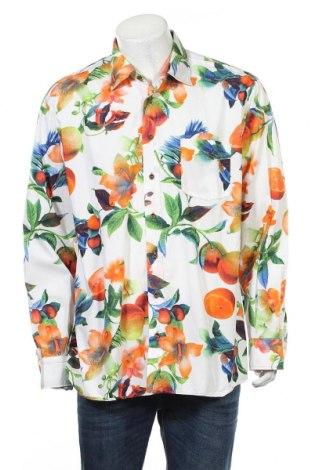 Męska koszula Signum, Rozmiar XL, Kolor Kolorowy, 100% bawełna, Cena 51,30zł