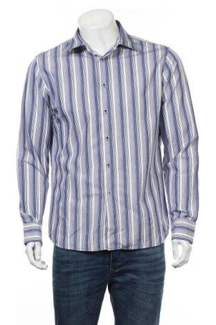 Męska koszula Signum, Rozmiar L, Kolor Niebieski, Cena 45,60zł