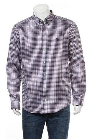 Męska koszula Tailored by Solid, Rozmiar XL, Kolor Kolorowy, 70% bawełna, 30% poliester, Cena 45,60zł