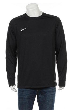 Męska sportowa bluzka Nike, Rozmiar L, Kolor Czarny, Poliester, Cena 148,13zł