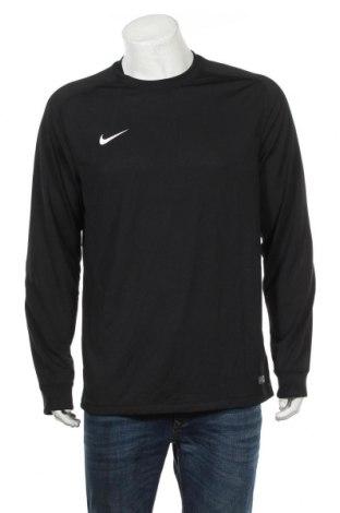 Męska sportowa bluzka Nike, Rozmiar L, Kolor Czarny, Poliester, Cena 166,88zł