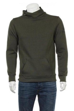 Ανδρική αθλητική μπλούζα Reebok, Μέγεθος S, Χρώμα Πράσινο, Πολυεστέρας, Τιμή 34,41€