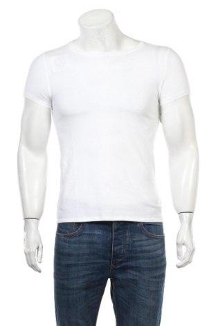 Męski T-shirt Gap, Rozmiar XS, Kolor Biały, Bawełna, Cena 78,75zł