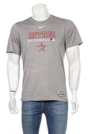 Ανδρικό t-shirt Nike, Μέγεθος S, Χρώμα Γκρί, Πολυεστέρας, Τιμή 16,89€