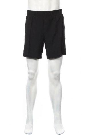 Ανδρικό κοντό παντελόνι ASICS, Μέγεθος S, Χρώμα Μαύρο, Πολυεστέρας, Τιμή 18,95€