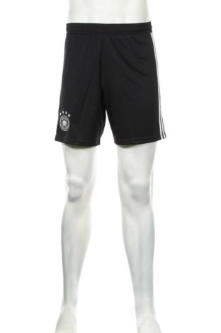 Ανδρικό κοντό παντελόνι Adidas, Μέγεθος S, Χρώμα Μαύρο, Πολυεστέρας, Τιμή 30,54€