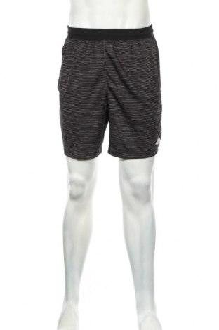 Ανδρικό κοντό παντελόνι Adidas, Μέγεθος M, Χρώμα Μαύρο, Πολυεστέρας, Τιμή 30,54€