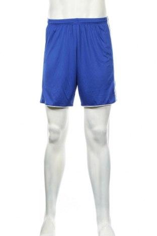 Ανδρικό κοντό παντελόνι Adidas, Μέγεθος M, Χρώμα Μπλέ, Πολυεστέρας, Τιμή 30,54€