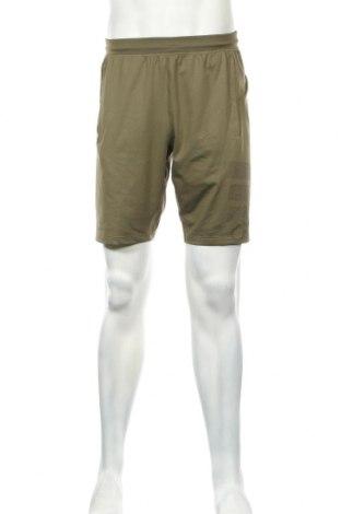 Ανδρικό κοντό παντελόνι Adidas, Μέγεθος S, Χρώμα Πράσινο, 91% πολυεστέρας, 9% ελαστάνη, Τιμή 30,54€