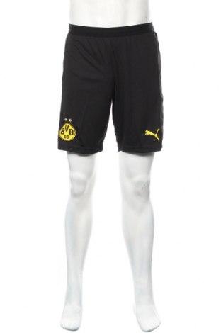 Ανδρικό κοντό παντελόνι PUMA, Μέγεθος S, Χρώμα Μαύρο, Πολυεστέρας, Τιμή 26,68€