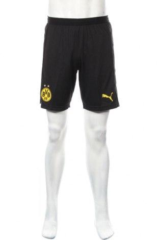 Ανδρικό κοντό παντελόνι PUMA, Μέγεθος S, Χρώμα Μαύρο, Πολυεστέρας, Τιμή 23,97€