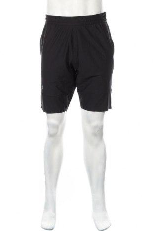 Ανδρικό κοντό παντελόνι Under Armour, Μέγεθος L, Χρώμα Μαύρο, 51% ελαστάνη, 49% πολυεστέρας, Τιμή 30,54€