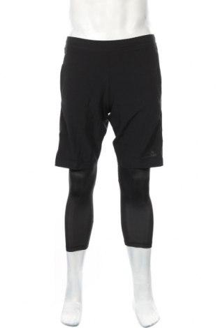 Męskie legginsy Adidas, Rozmiar XS, Kolor Czarny, 86% poliester, 14% elastyna, Cena 166,88zł