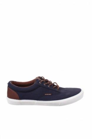 Ανδρικά παπούτσια Jack & Jones, Μέγεθος 44, Χρώμα Μπλέ, Κλωστοϋφαντουργικά προϊόντα, Τιμή 34,41€
