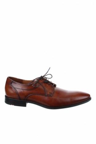 Ανδρικά παπούτσια Lloyd, Μέγεθος 43, Χρώμα Καφέ, Γνήσιο δέρμα, Τιμή 73,38€