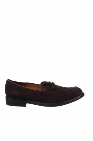 Ανδρικά παπούτσια Lottusse, Μέγεθος 45, Χρώμα Καφέ, Φυσικό σουέτ, Τιμή 73,38€