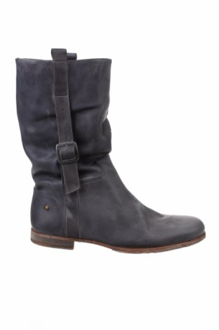 Ανδρικά παπούτσια Neosens, Μέγεθος 43, Χρώμα Γκρί, Γνήσιο δέρμα, Τιμή 106,88€