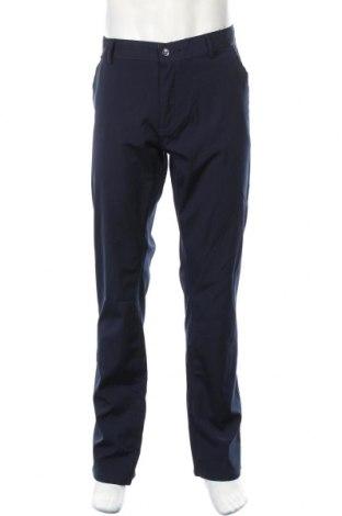 Ανδρικό παντελόνι, Μέγεθος XL, Χρώμα Μπλέ, 98% βαμβάκι, 2% ελαστάνη, Τιμή 17,90€