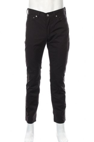 Ανδρικό παντελόνι Levi's, Μέγεθος M, Χρώμα Μαύρο, 67% βαμβάκι, 33% ελαστάνη, Τιμή 27,15€